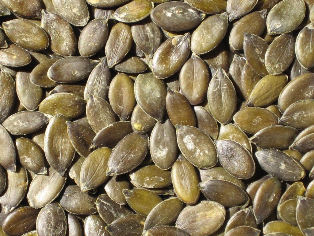 σούπερ ξηροί καρποί: κολοκυθόσποροι