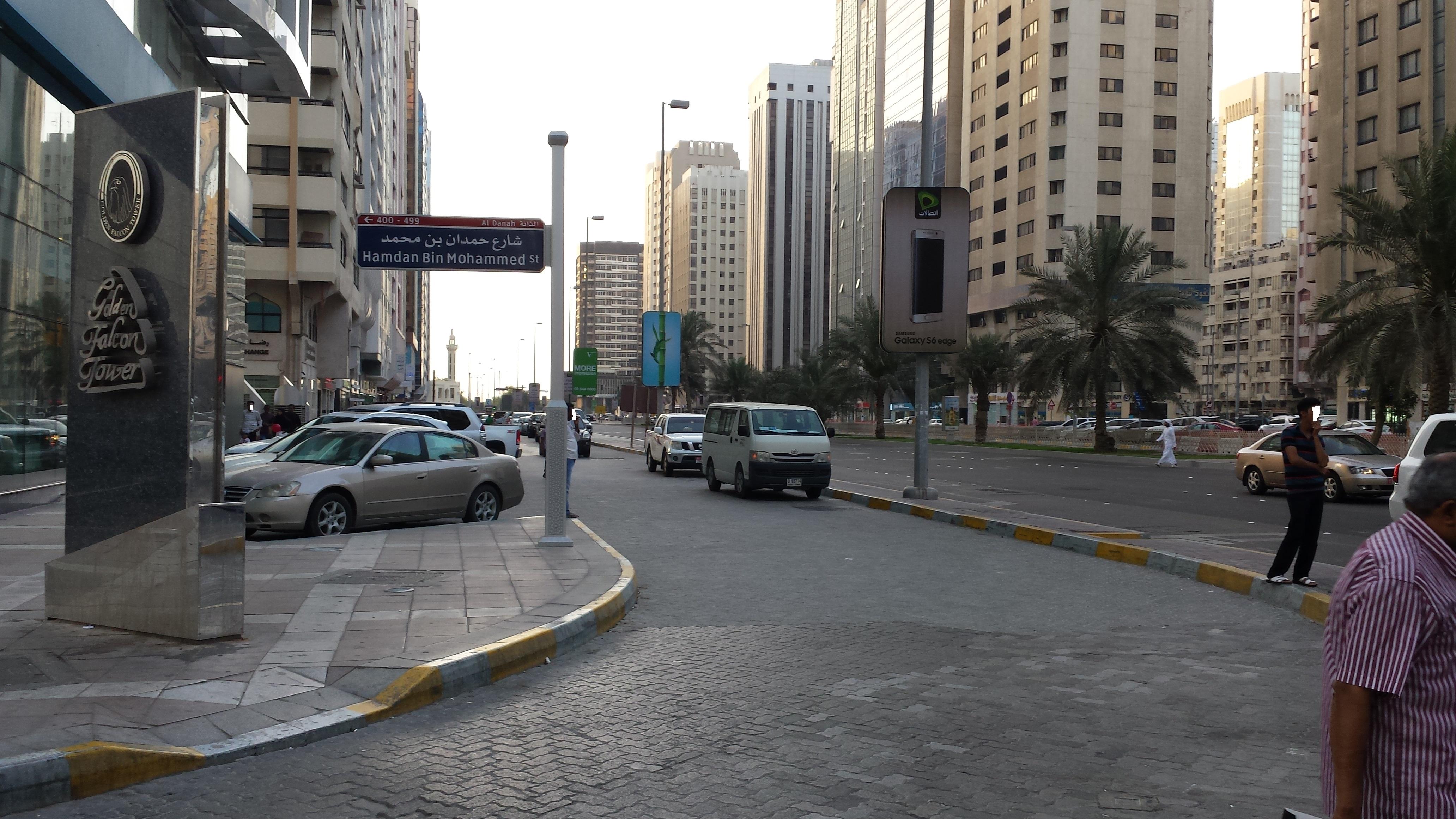 Car Rental in Abu Dhabi