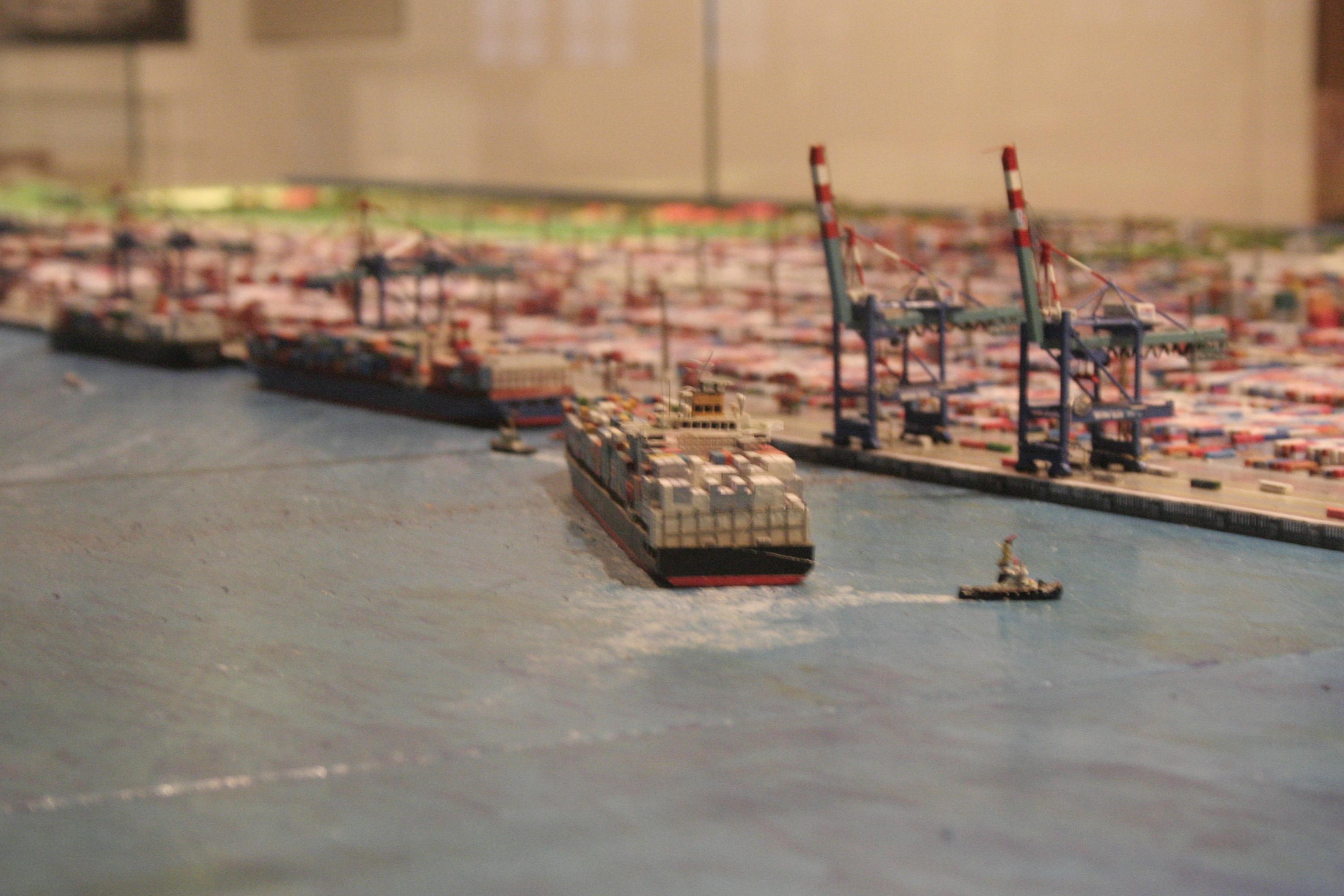 File:Harbour Model - Internationales Maritimes Museum Hamburg jpg