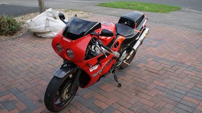 Twin Spar Ducati Adamo