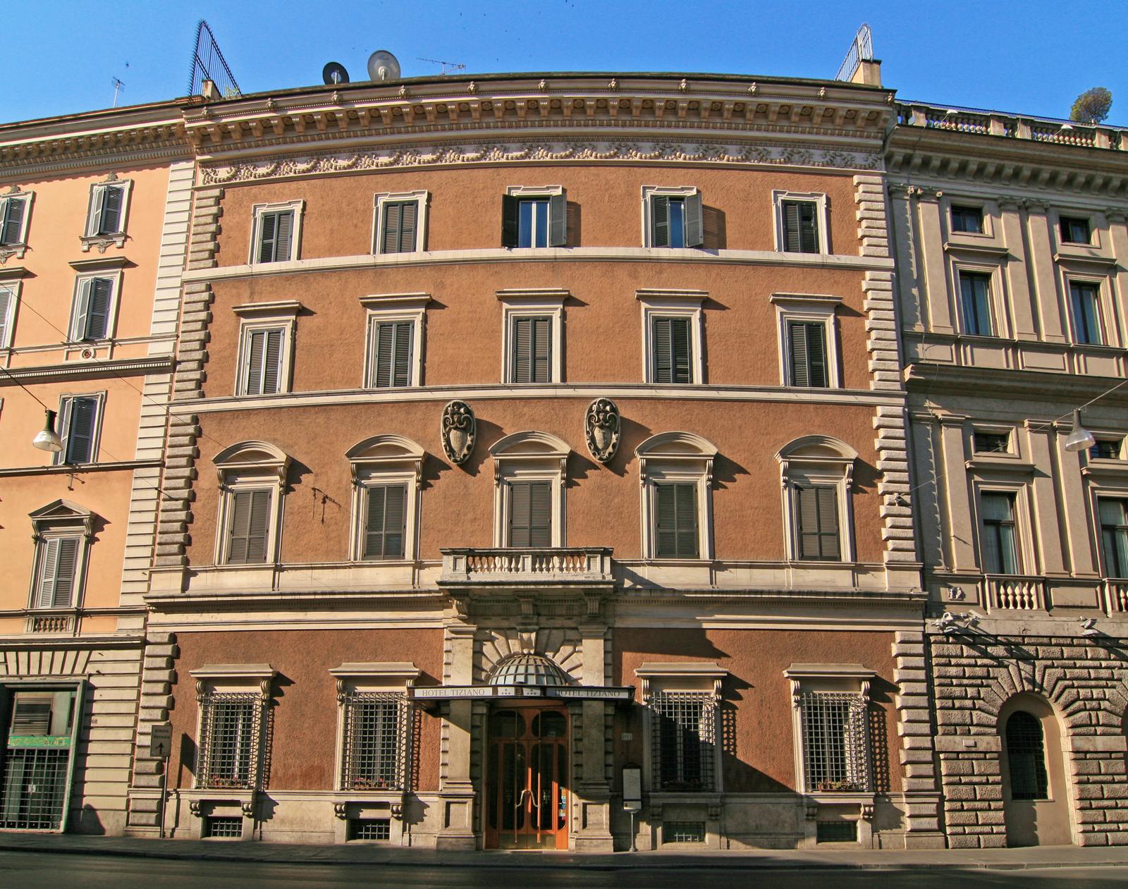 Grand Hotel Tiziano E Dei Congrebi Di Lecce