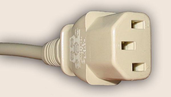 IEC60320 C13