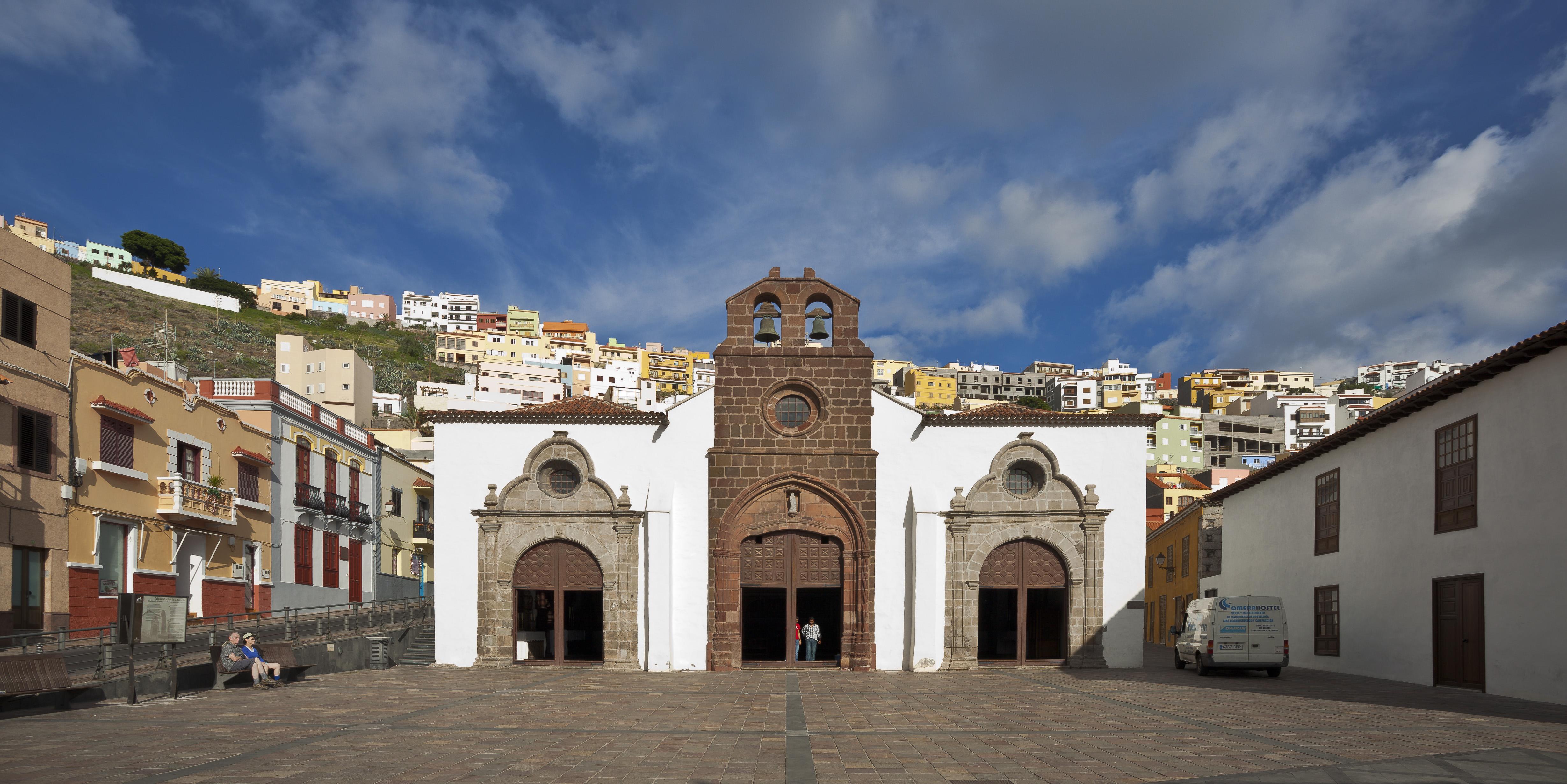 San Sebastian de la Gomer Spain  city photo : de Nuestra Señora de la Asunción, San Sebastián de la Gomera, La ...