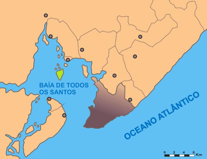 Ilha Dos Frades Ilha Dos Frades na Baía de