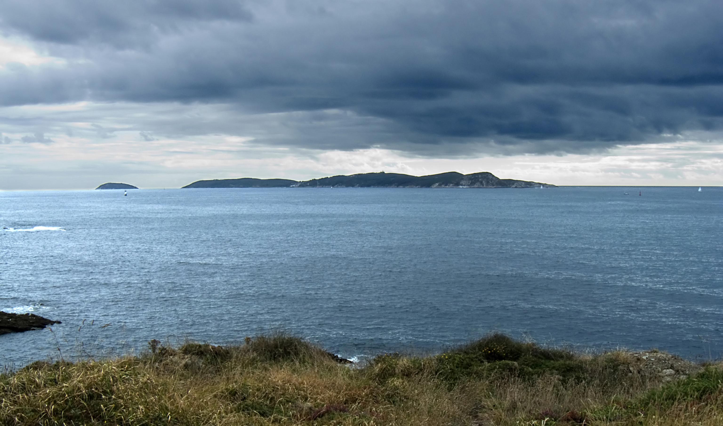 Illas de Ons e de Onza. Galicia (Spain)