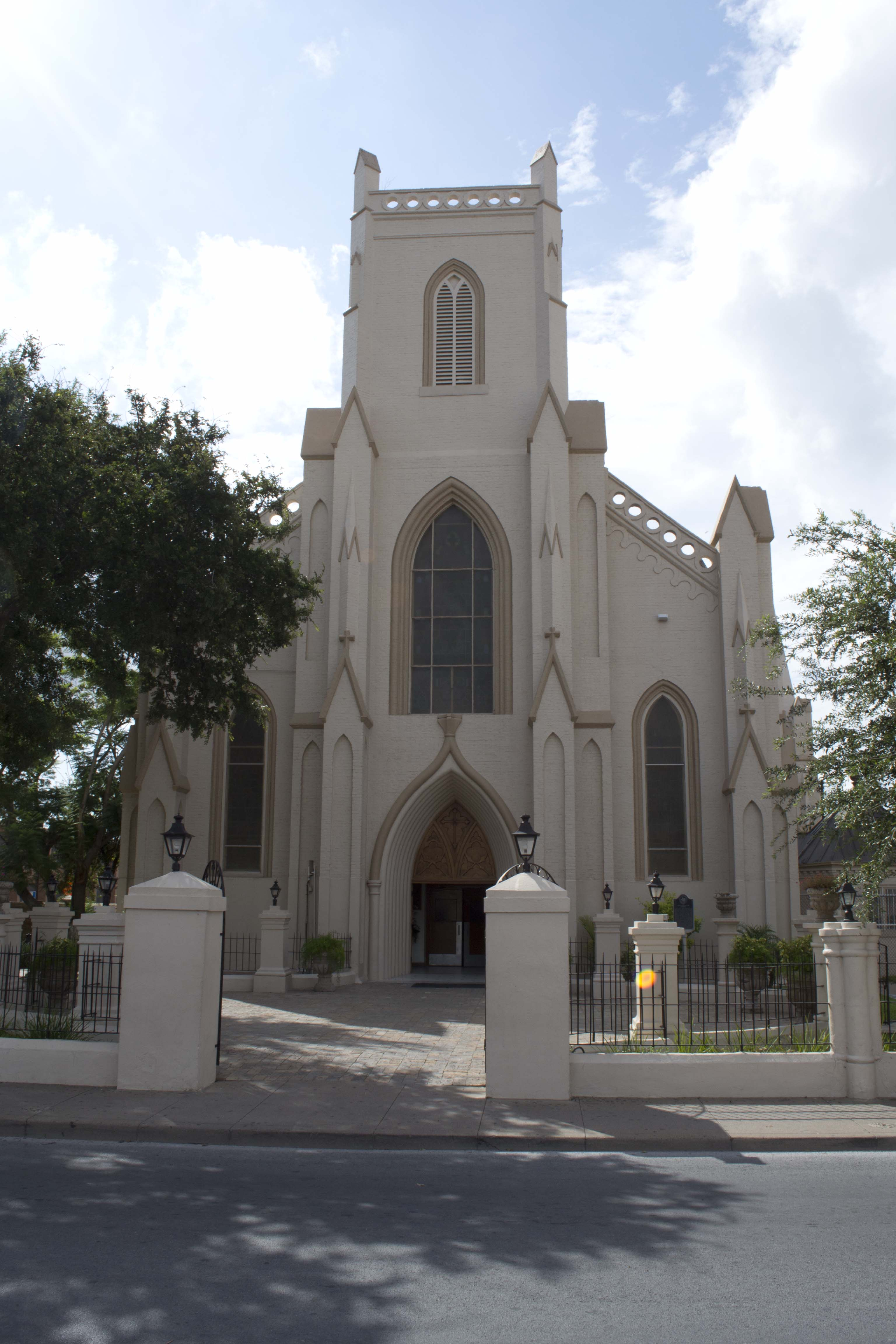 Immaculate Conception Cathedral (Brownsville, Texas) - Wikipedia