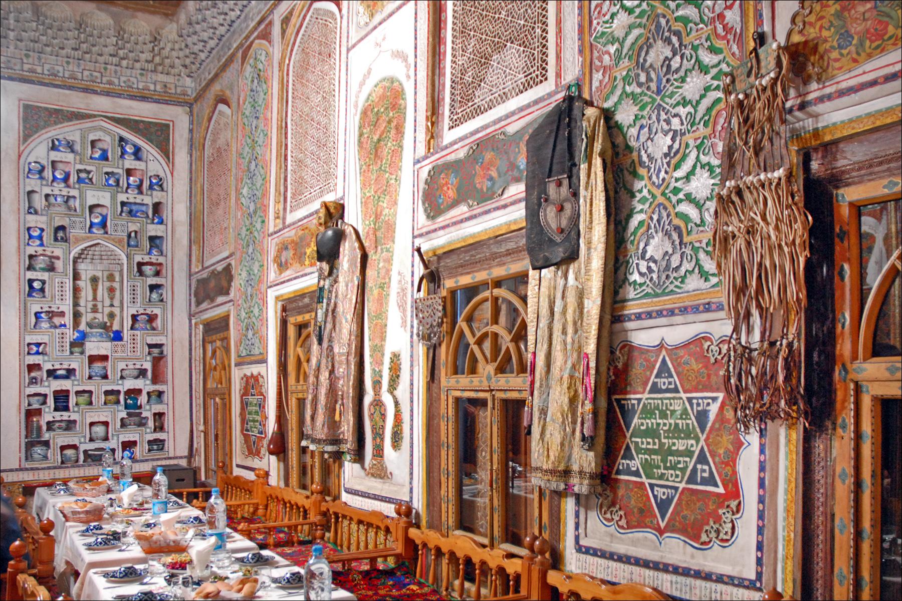 File:Intérieur dune maison traditionnelle du quartier juif (Boukhara ...