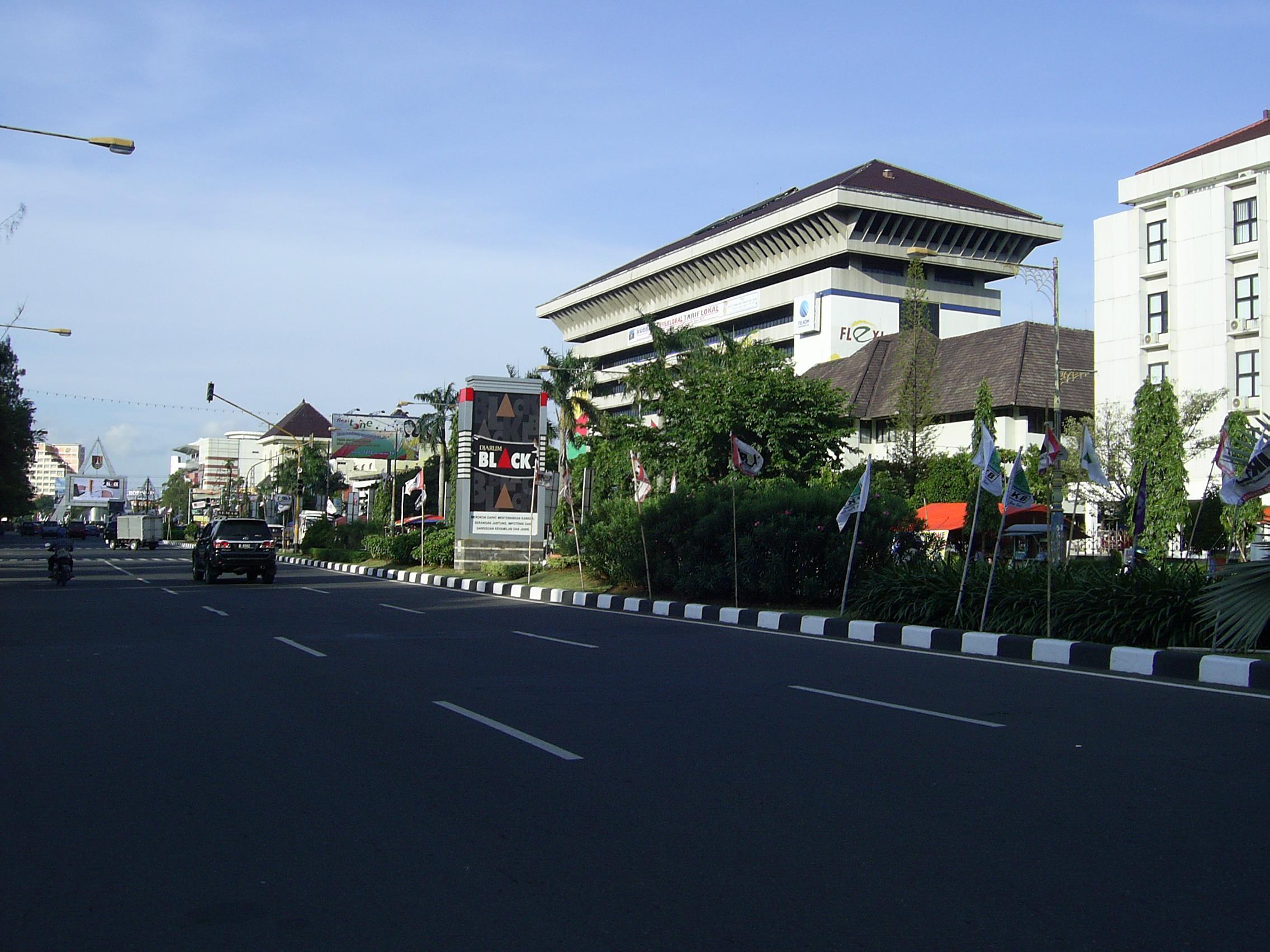 Semarang merupakan salah satu kota besar di Indonesia