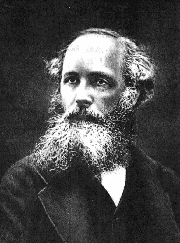 Image of James Clerk Maxwell from Wikidata