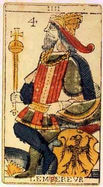 O Imperador (tarô) – Wikipédia, a enciclopédia livre