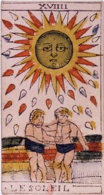 SUN Marseille Tarot