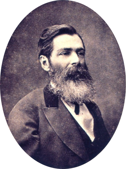 José de Alencar, c. 1870