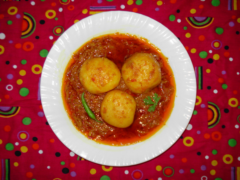 ... : Kashmiri Dum Aaloo (Kashmiri Potato Curry) کشمیری دم آلو
