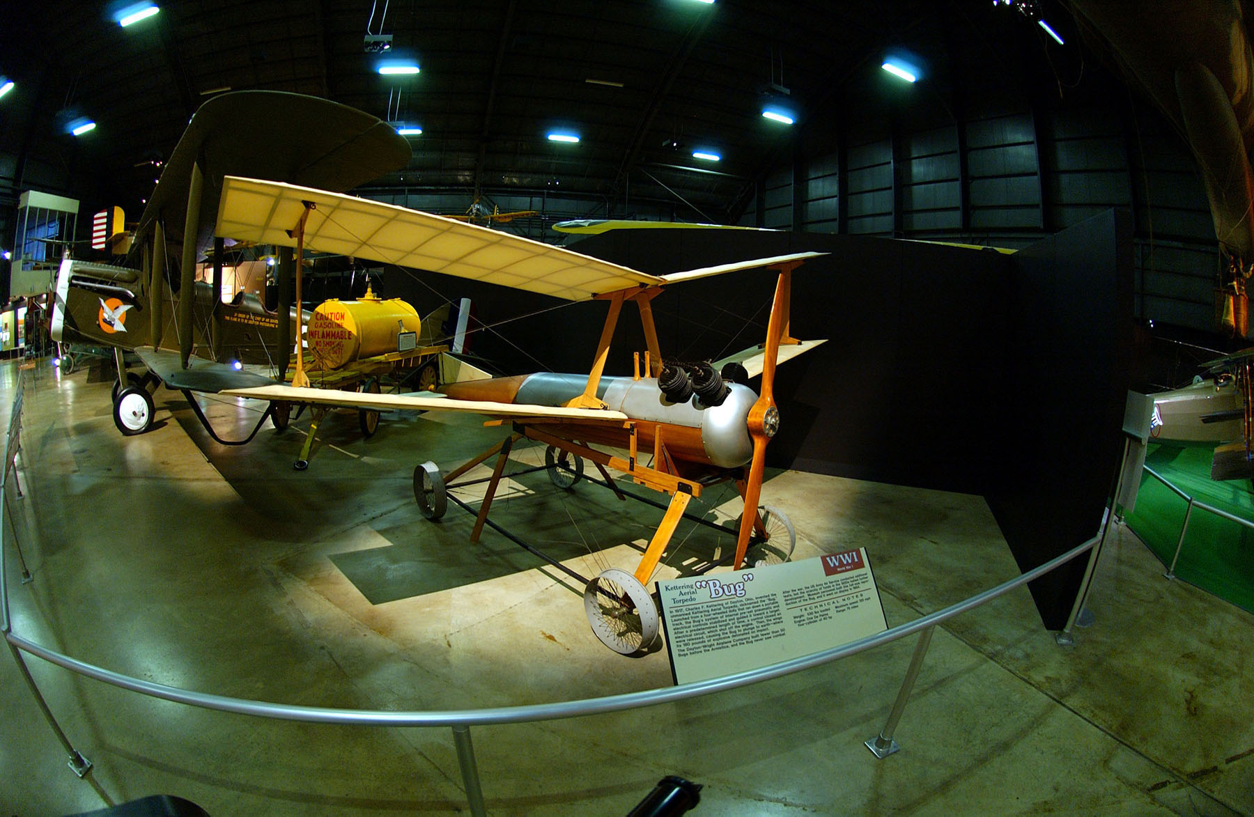 Kettering Bug Kettering_Aerial_Torpedo_Bug_USAF