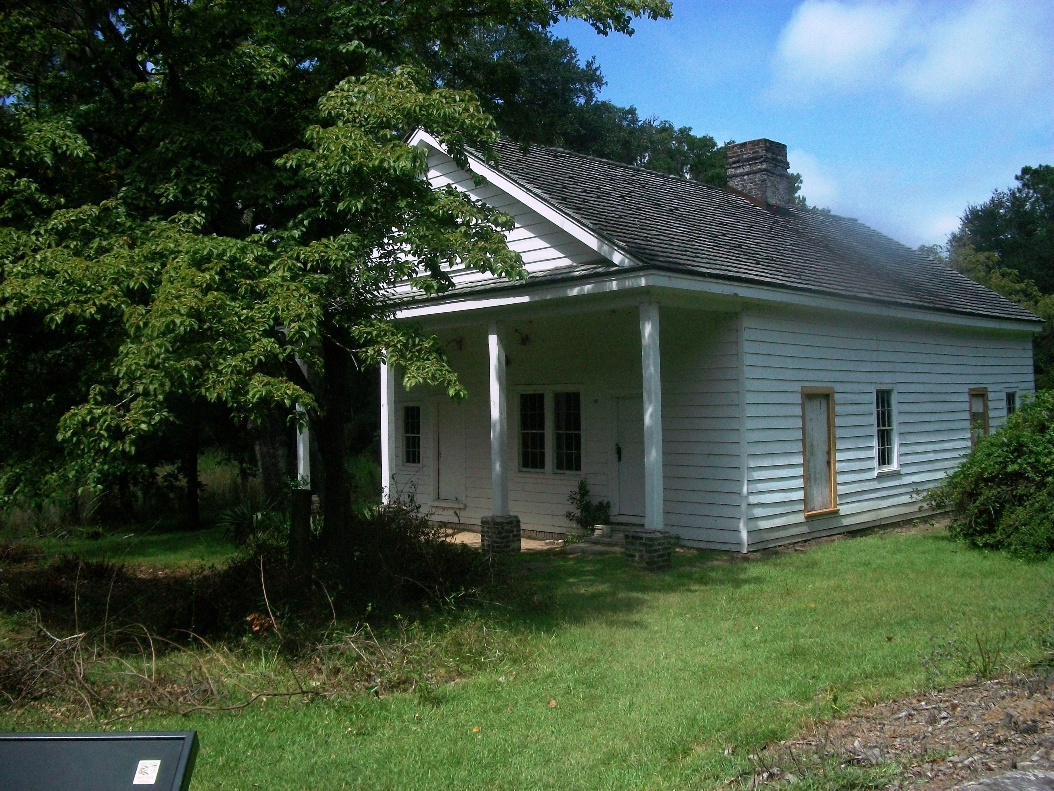 Plantation Kitchen House Filekitchen House At Hampton Plantation  Wikimedia Commons