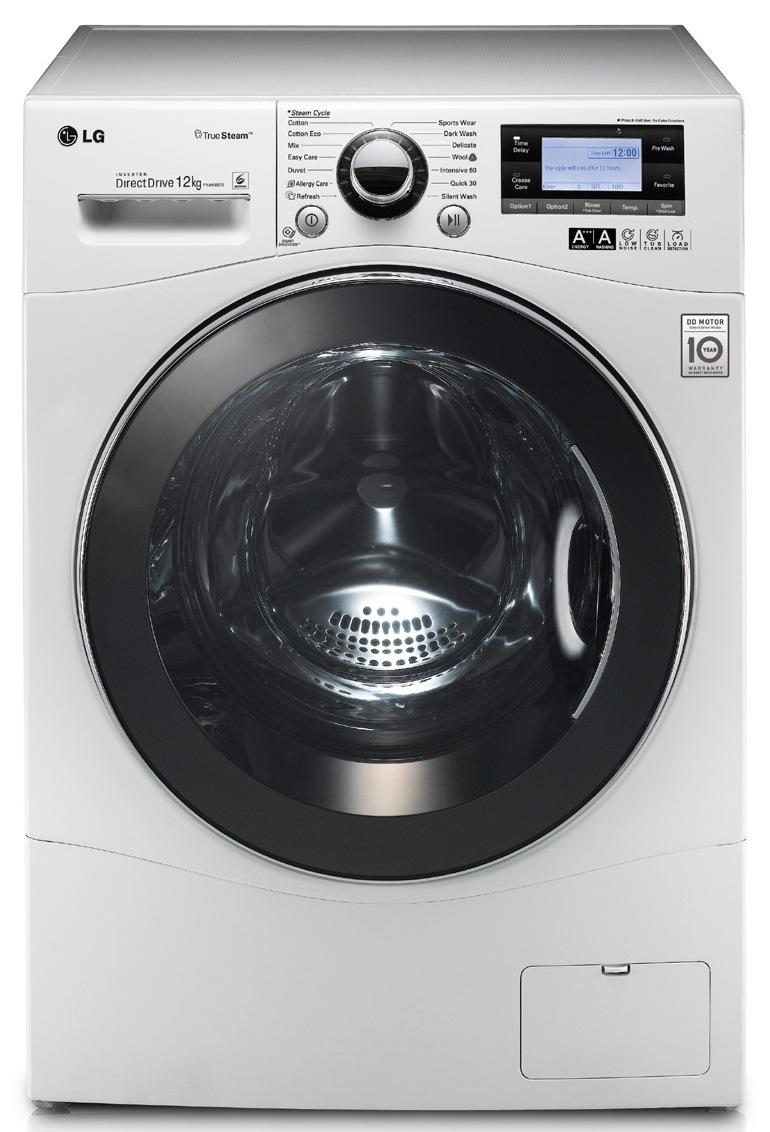 Englisch Waschmaschine