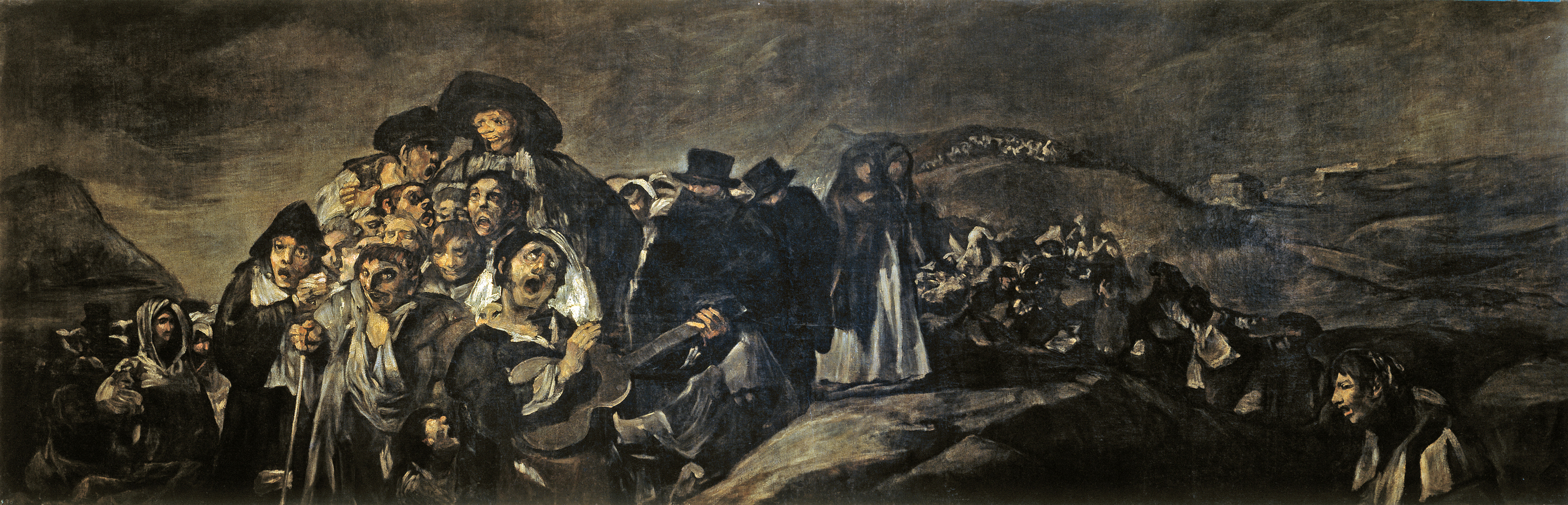 Goya In Hell The Bloodbath That Explains His Most