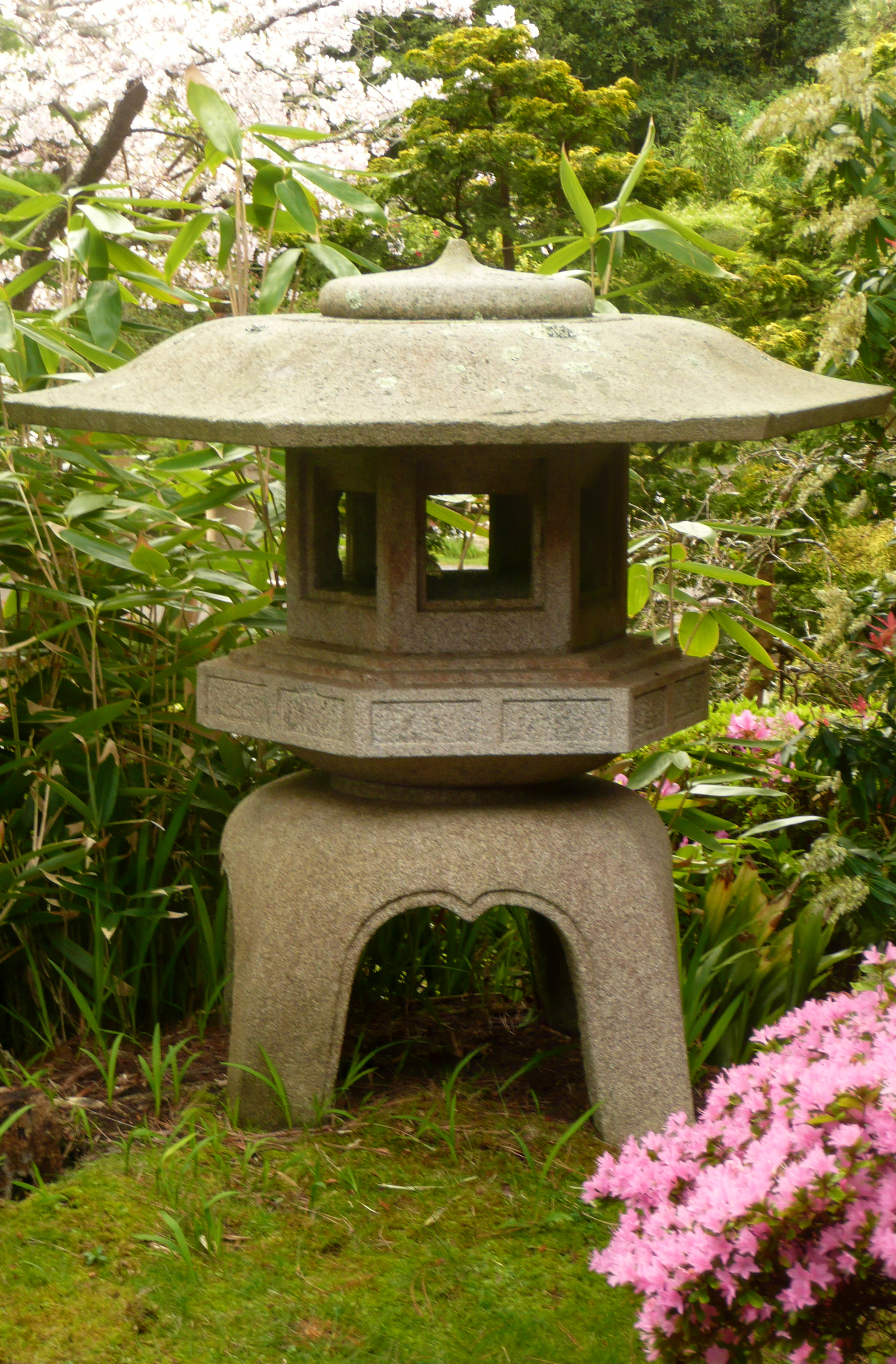 Image Gallery Japanese Garden Lanterns Diy