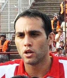 Leandro Desábato Argentine footballer