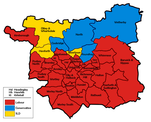 File Leeds Uk Local Election 1990 Map Png Wikimedia Commons
