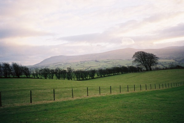Looking south from Rylands - geograph.org.uk - 96946