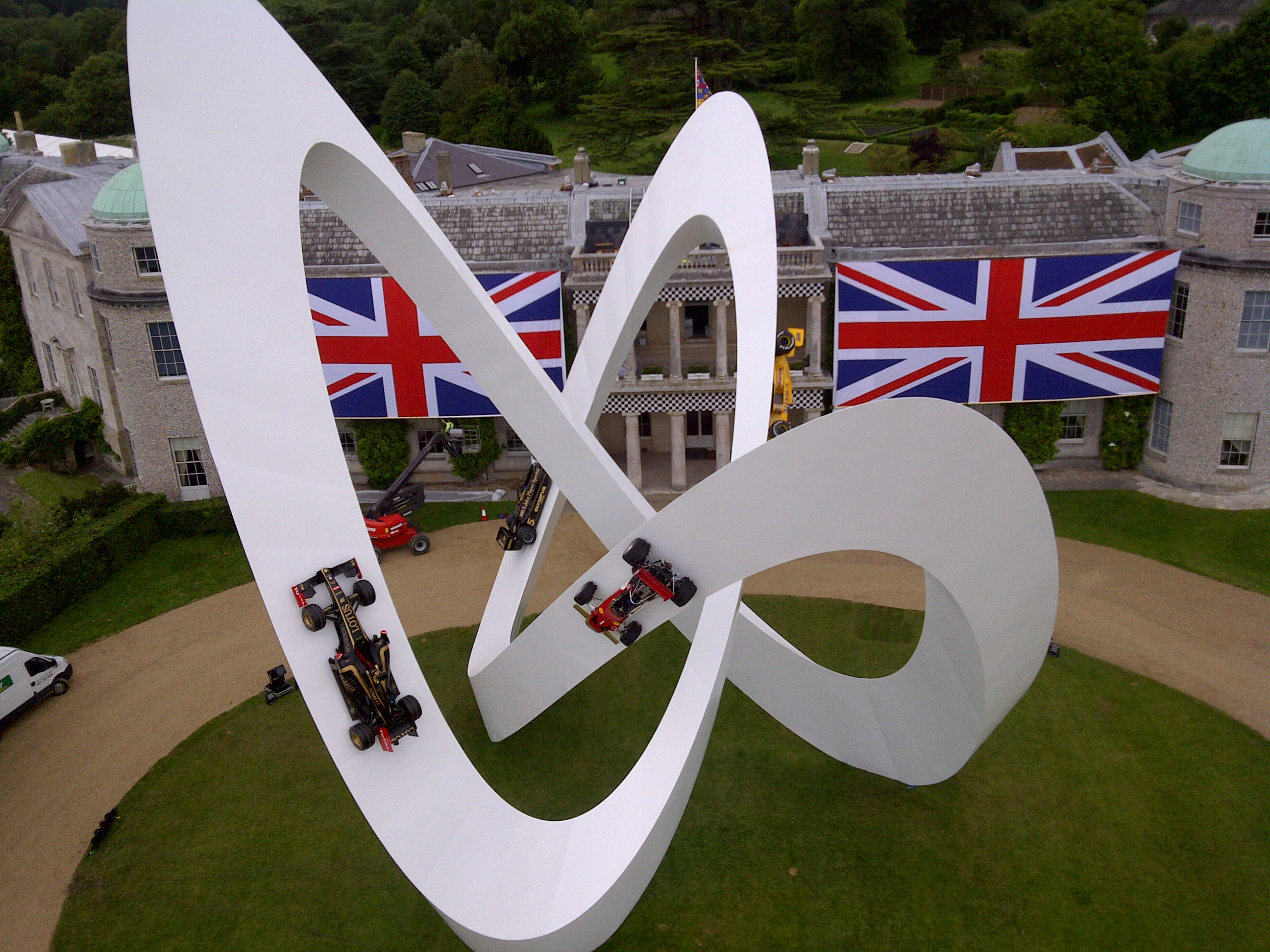 Goodwood Festival Of Speed Mens Fashion