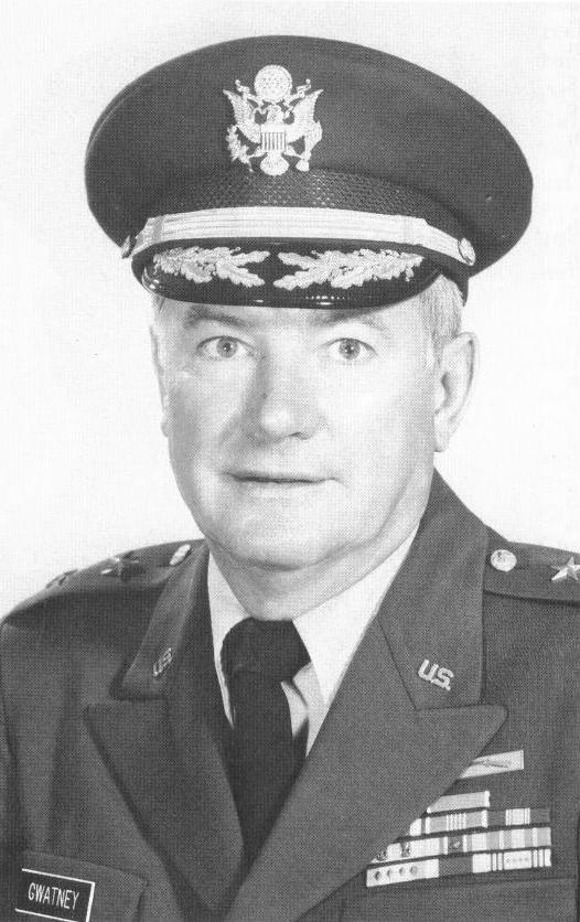 MG Harold L. Gwatney, Commander 39th BCT 1973-1978