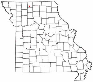 Mill Grove, Missouri unincorporated community in Missouri