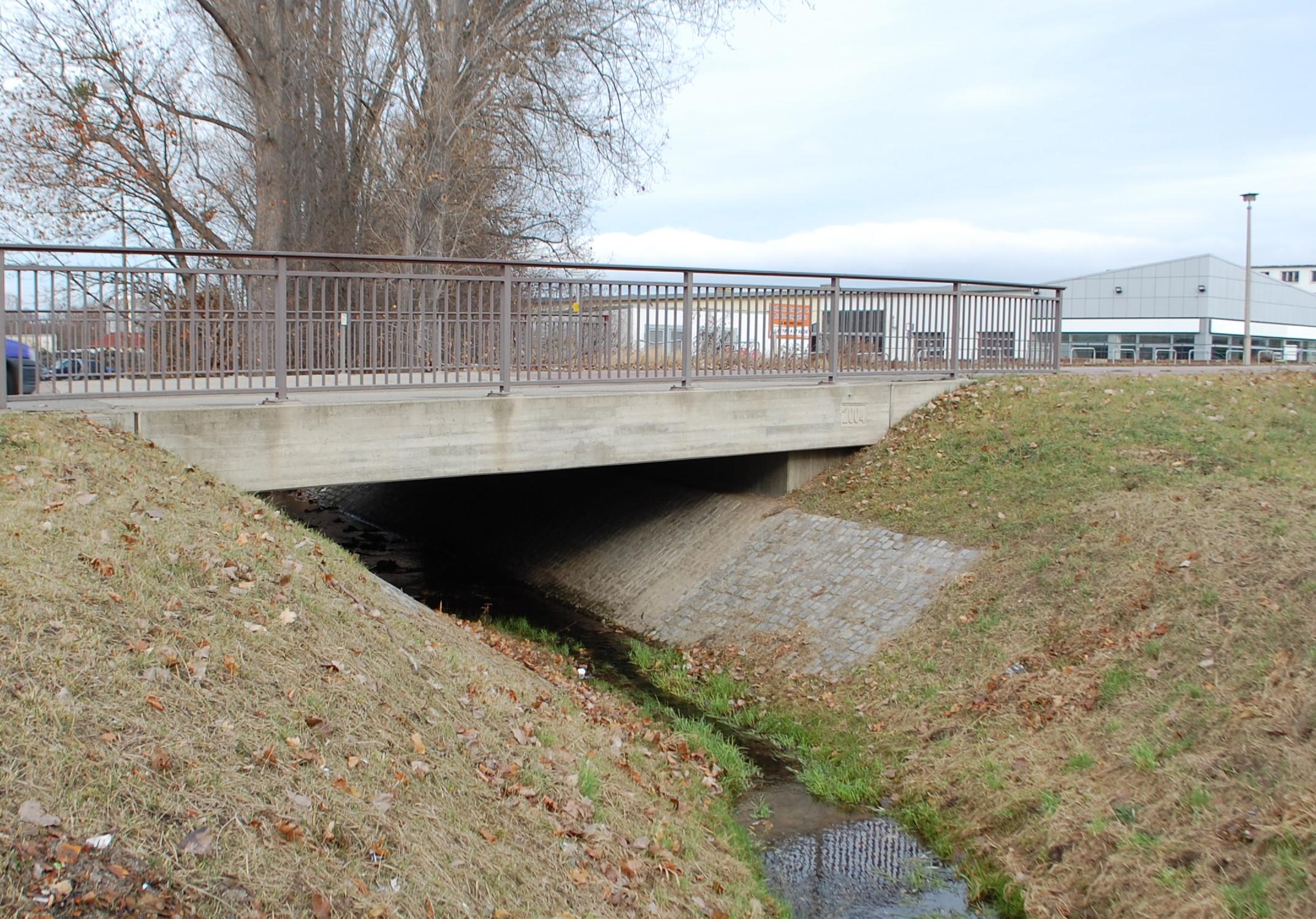 Brücke Magdeburger Straße
