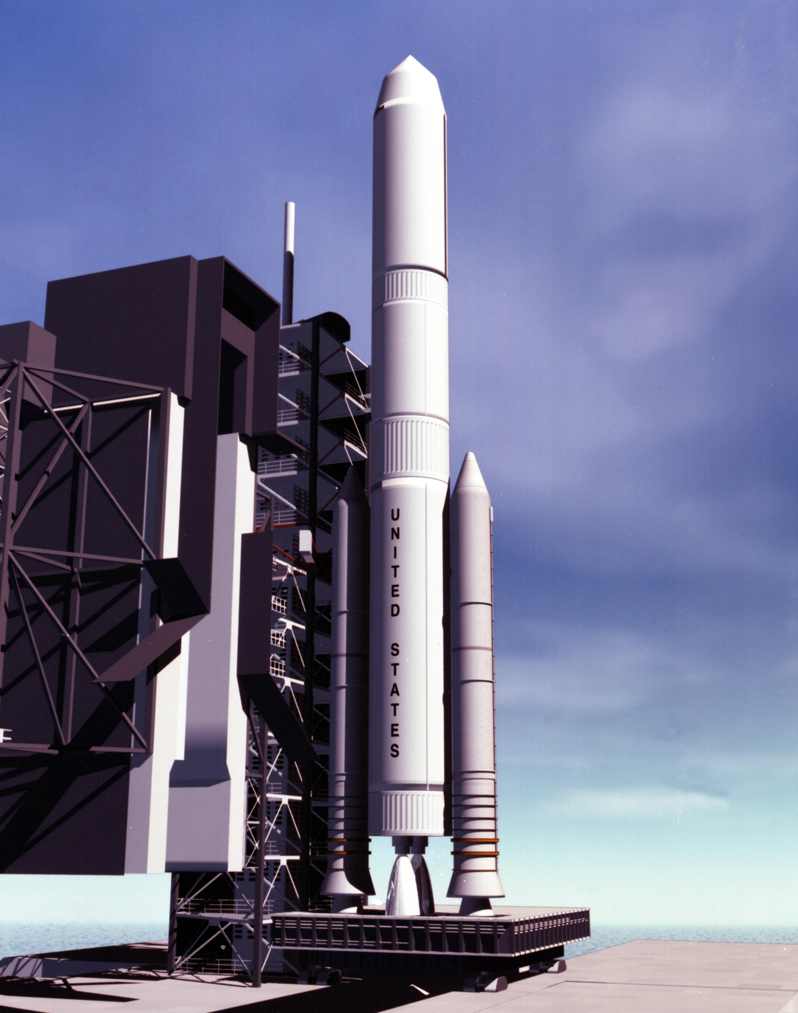 File:Magnum Booster Rocket.jpg - Wikipedia