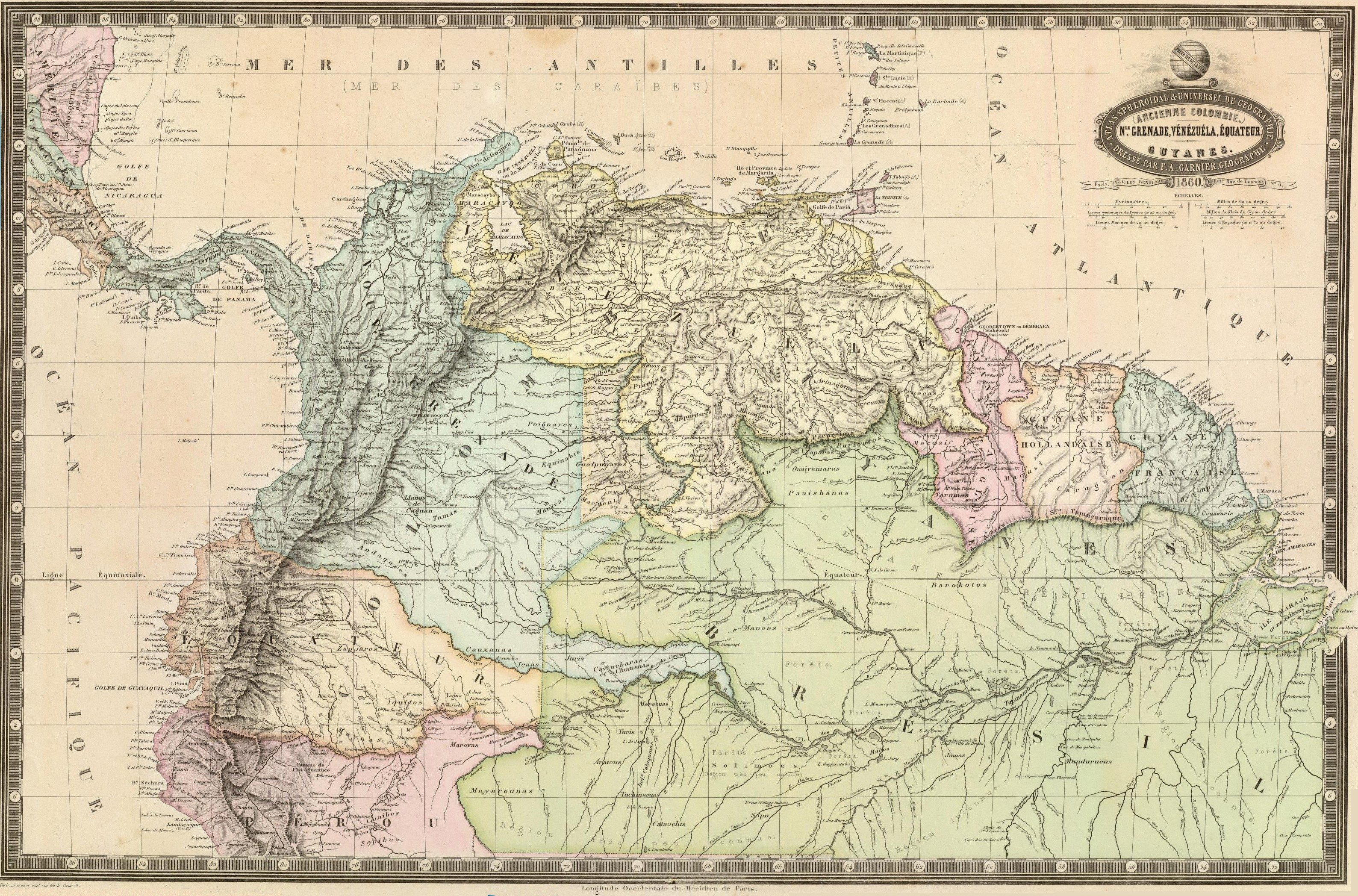 File:Map of the republics of northern South America (1860 ... on map of civil war 1860, map of usa in 1860, map of religion in 1860, map of the united states 1860, map of prussia 1860, map of boston 1860, map of kansas 1860, map of chicago 1860, map of alabama 1860, map of western states in 1860, map of u.s. 1860,