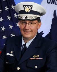 Mark Simoni, Former National Commodore and Director with the Coast Guard Auxiliary Association