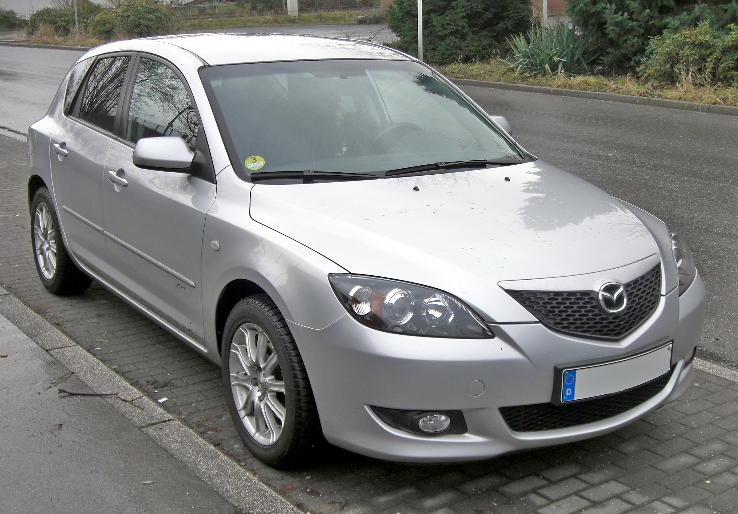 File Mazda3 Sport Front Jpg Wikimedia Commons