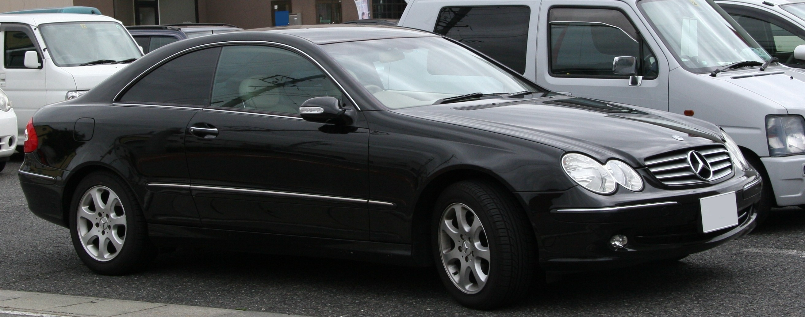 filemercedesbenz clk200 kompressorjpg wikimedia commons