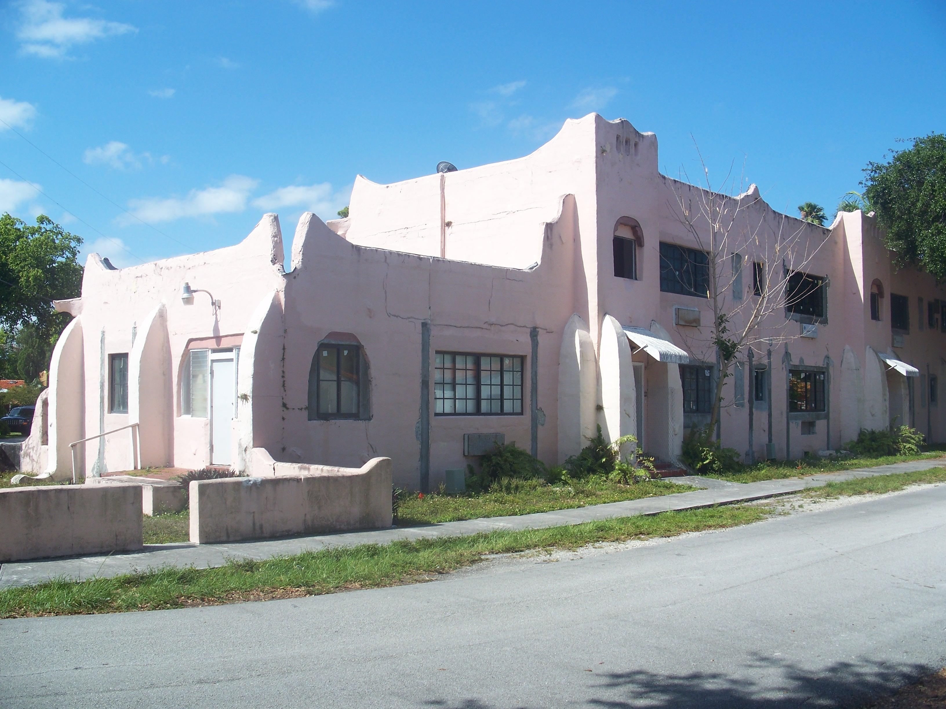File:Miami Springs FL Osceola Apartment Hotel01.jpg ...