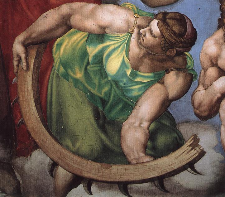 Michelangelo, Giudizio Universale 28.jpg