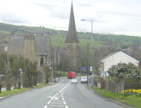 Millbrook Church, Stalybridge - geograph.org.uk - 2582