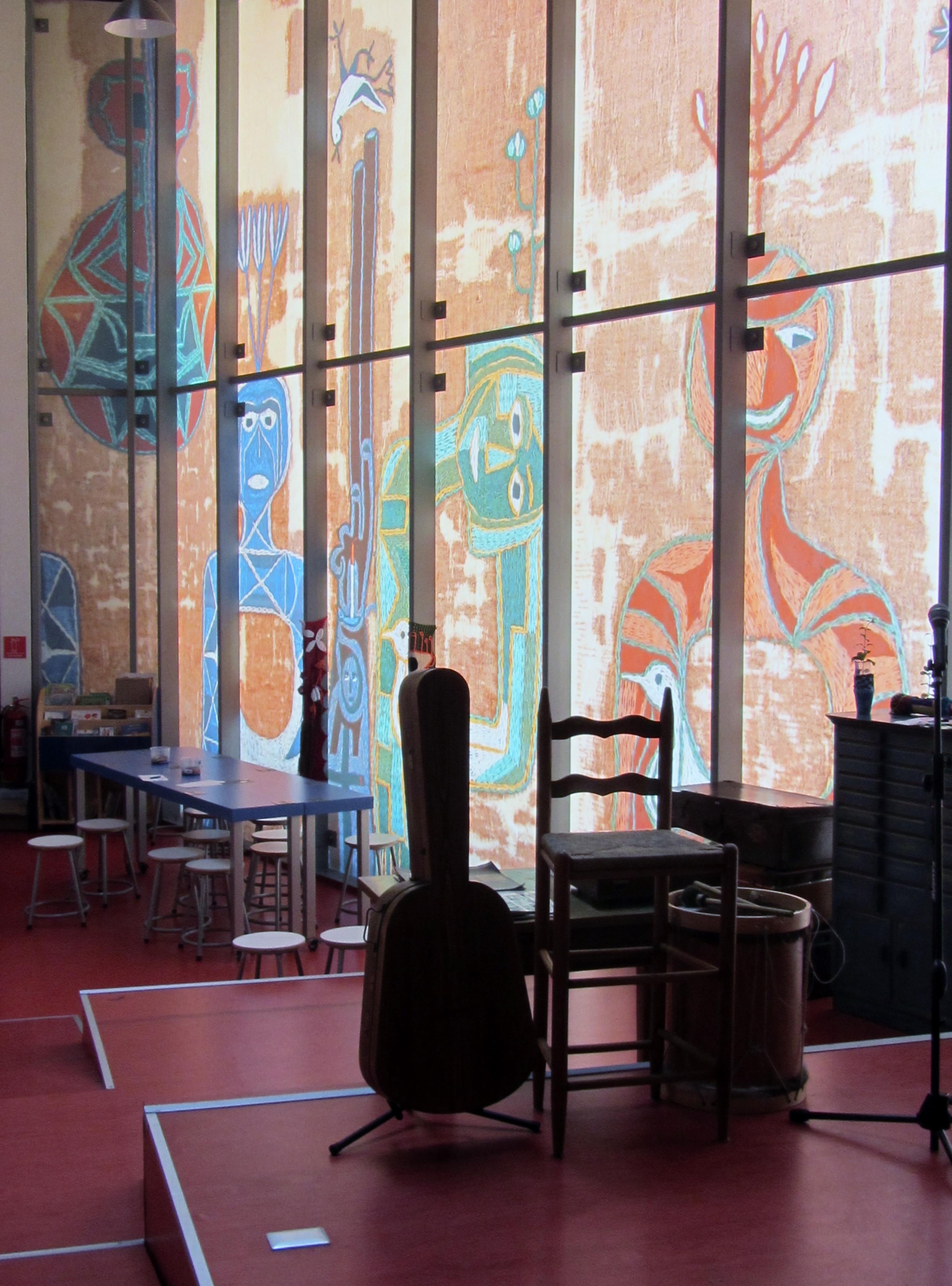 File:Museo Violeta Parra  Sala Educativa F1
