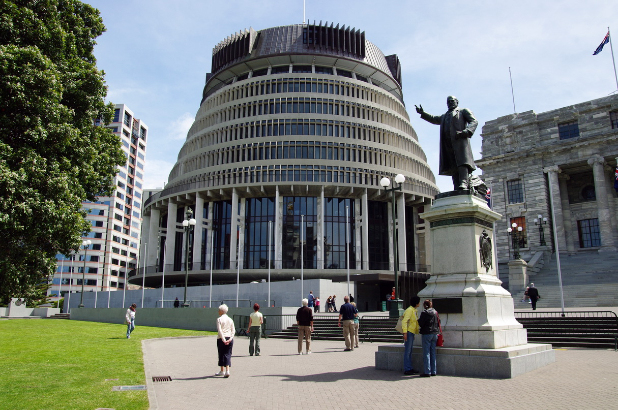 File:NZL-wellington-beehive.jpg - Wikimedia Commons Beehive