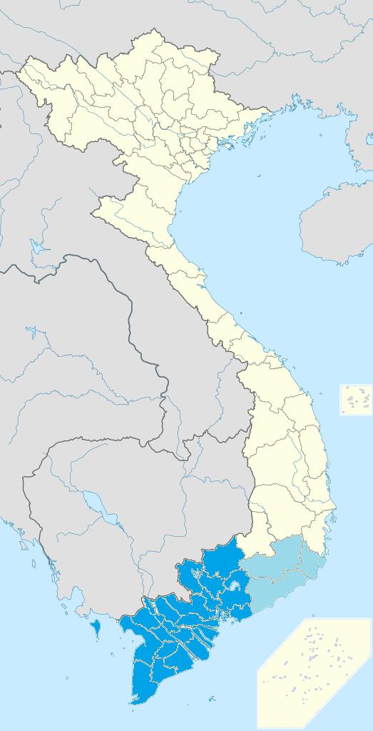 Nam Bộ Wikipedia Tiếng Việt