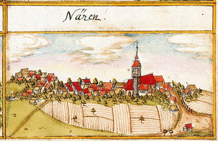 Nehren, Baden-Württemberg