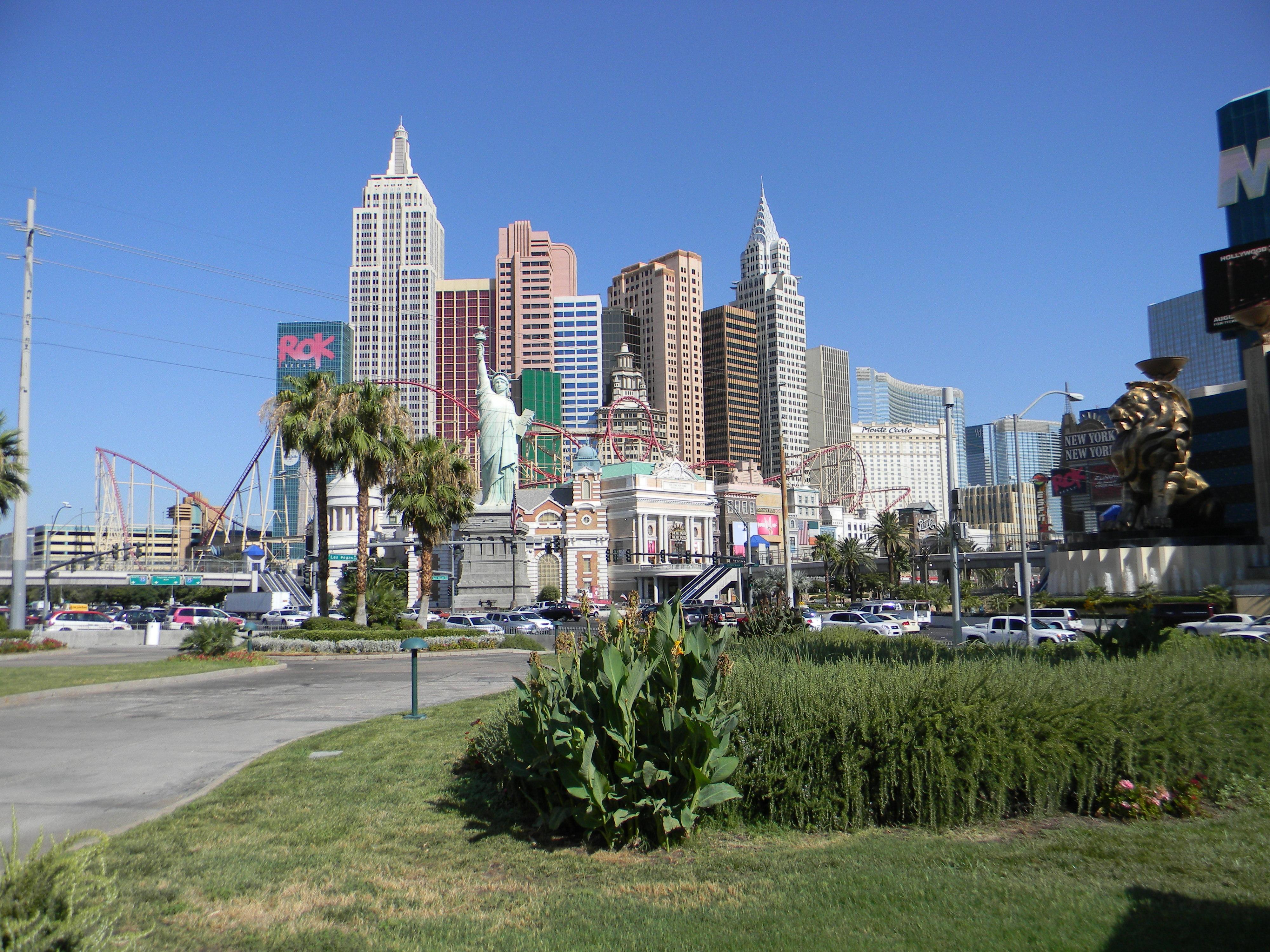 United Nissan Las Vegas >> New York New York Hotel And Casino Wikipedia | Autos Post