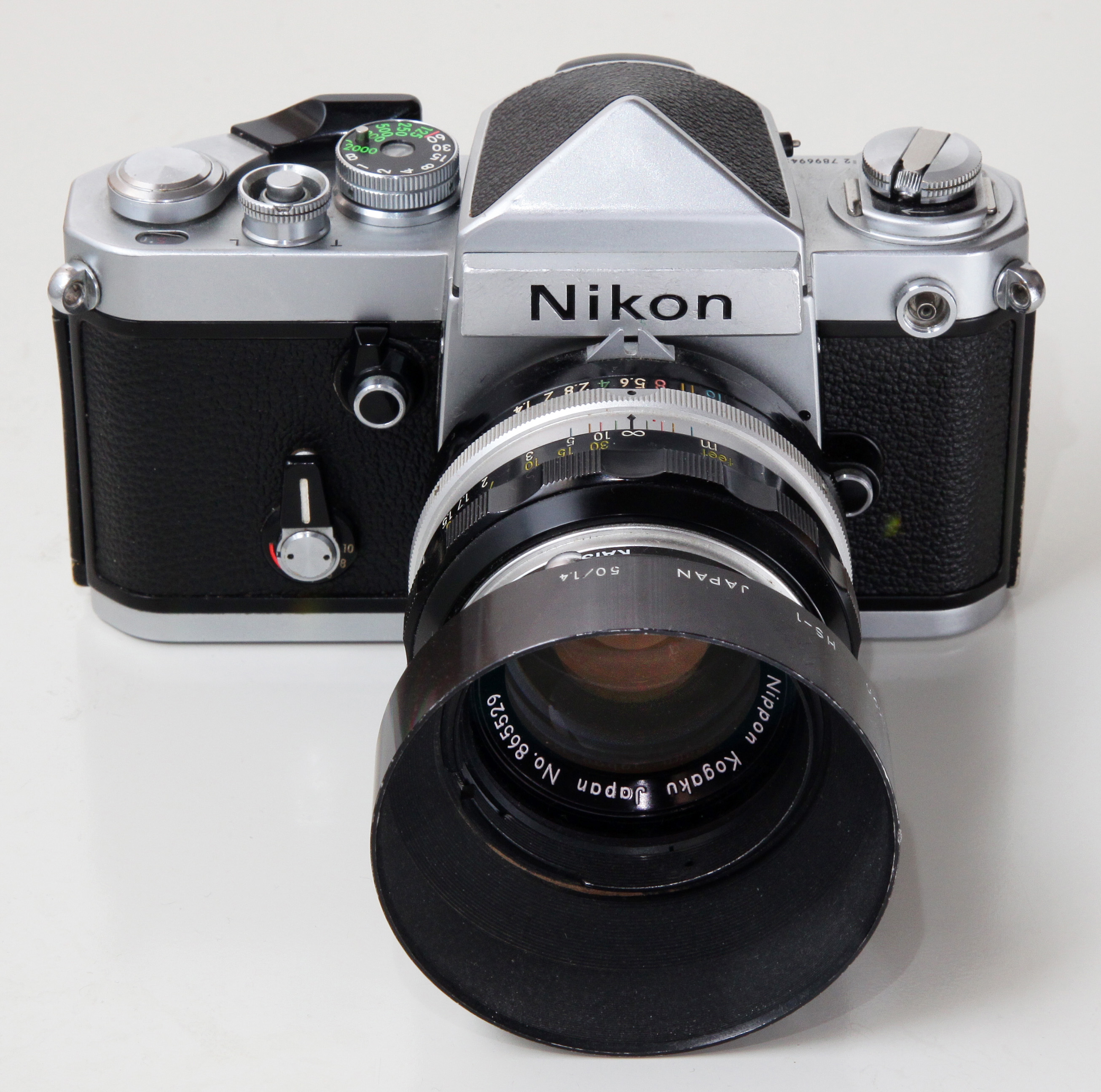 Nikon F2 — Википедия