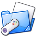 Nuvola filesystems folder games.png