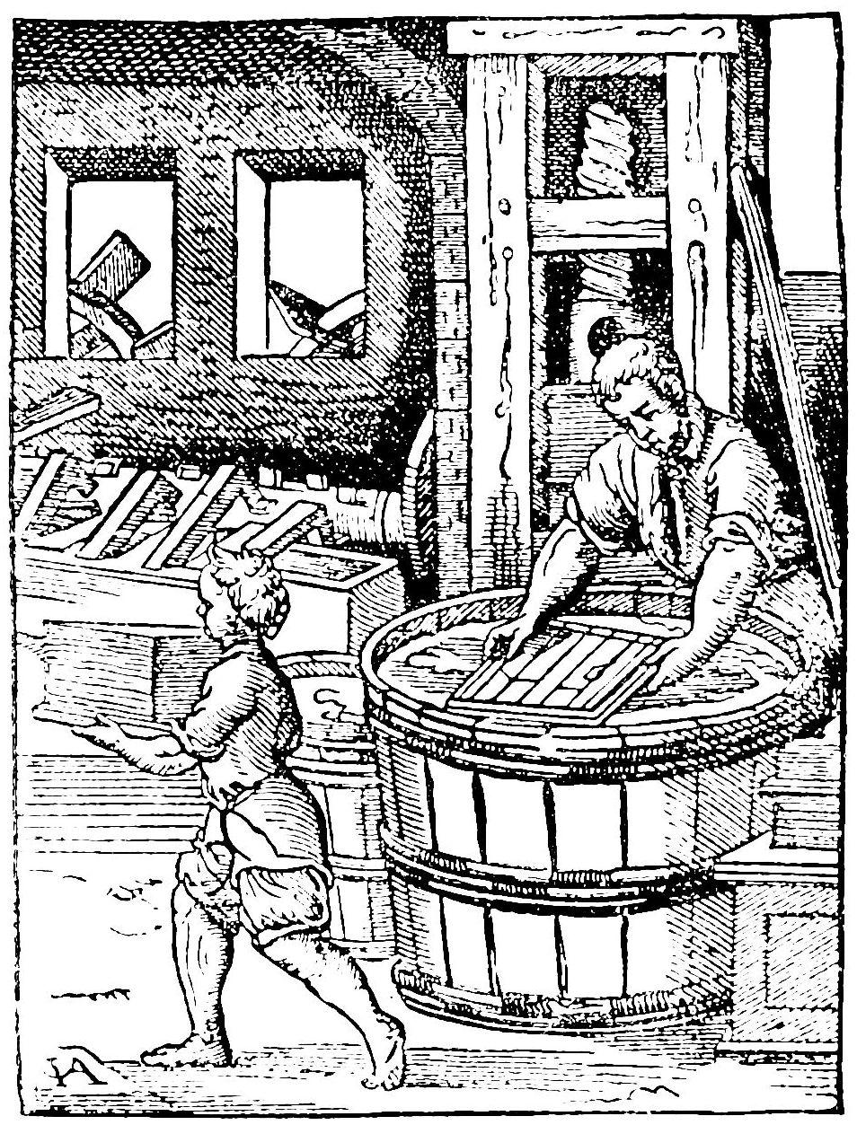 Paper term mills wikipedia