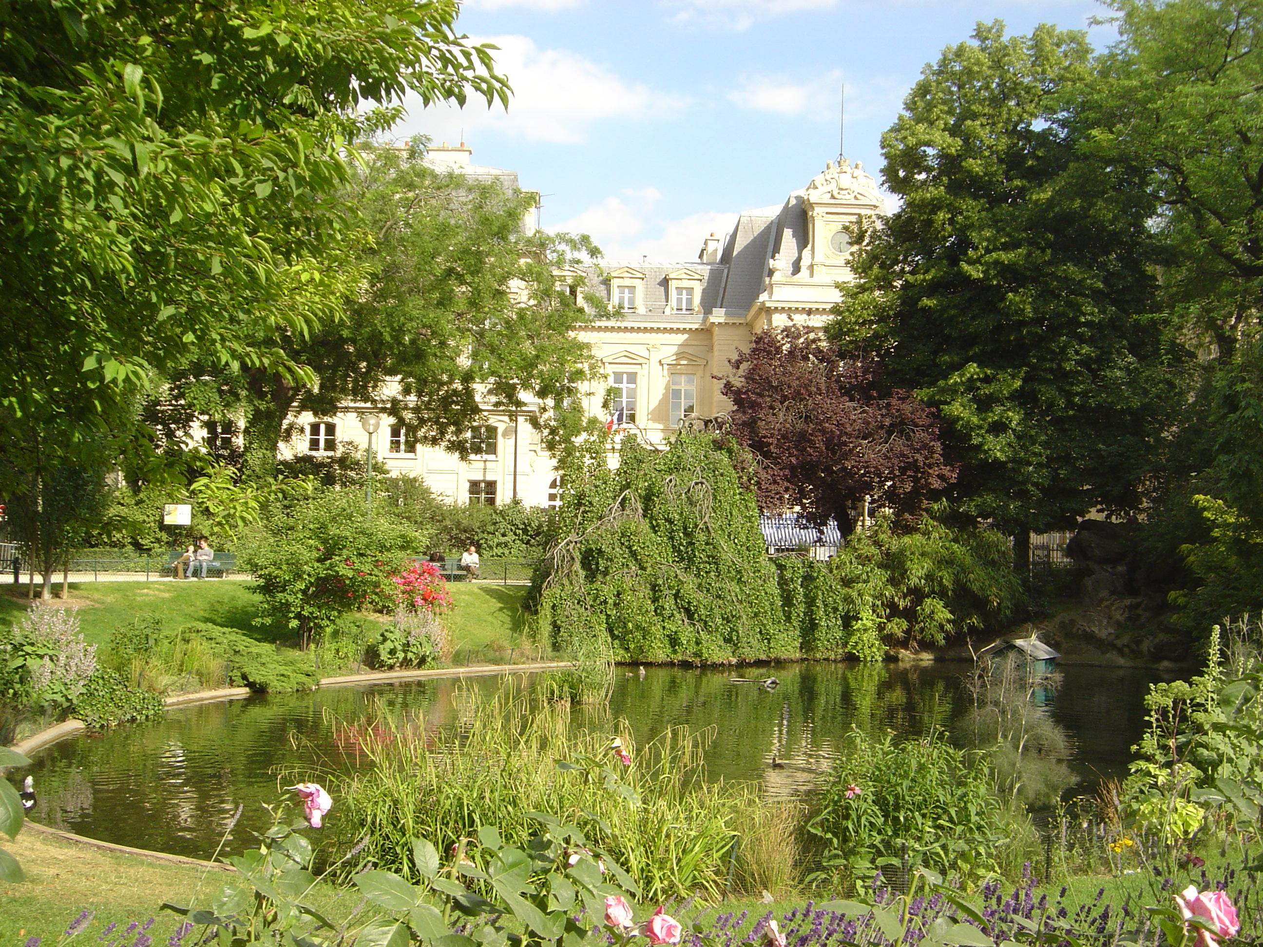 Image result for Square du Temple - Elie-Wiesel