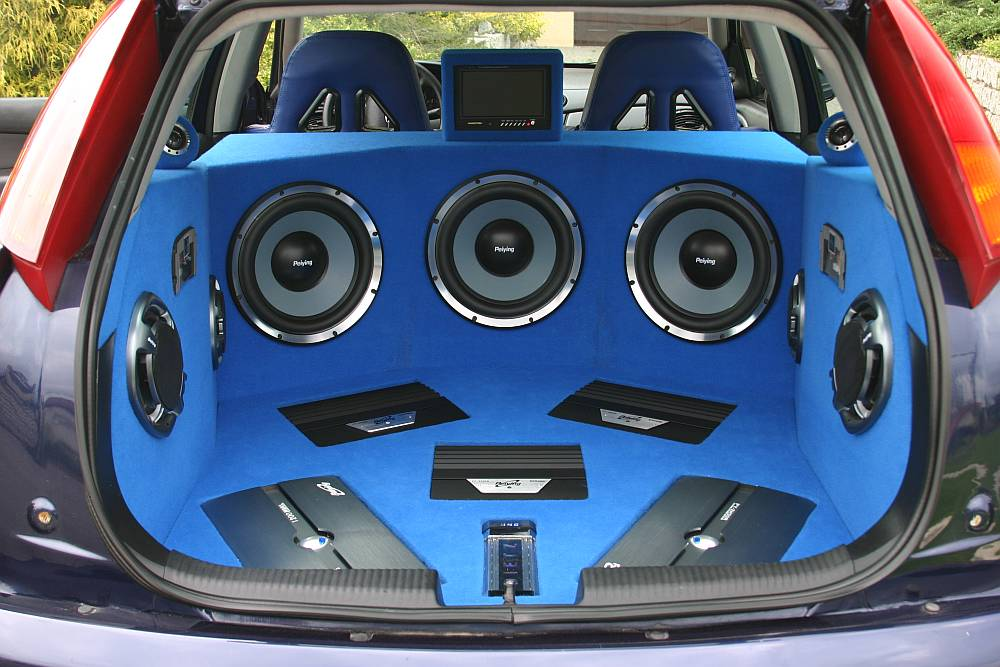 Best Car Audio Speakers For Bass