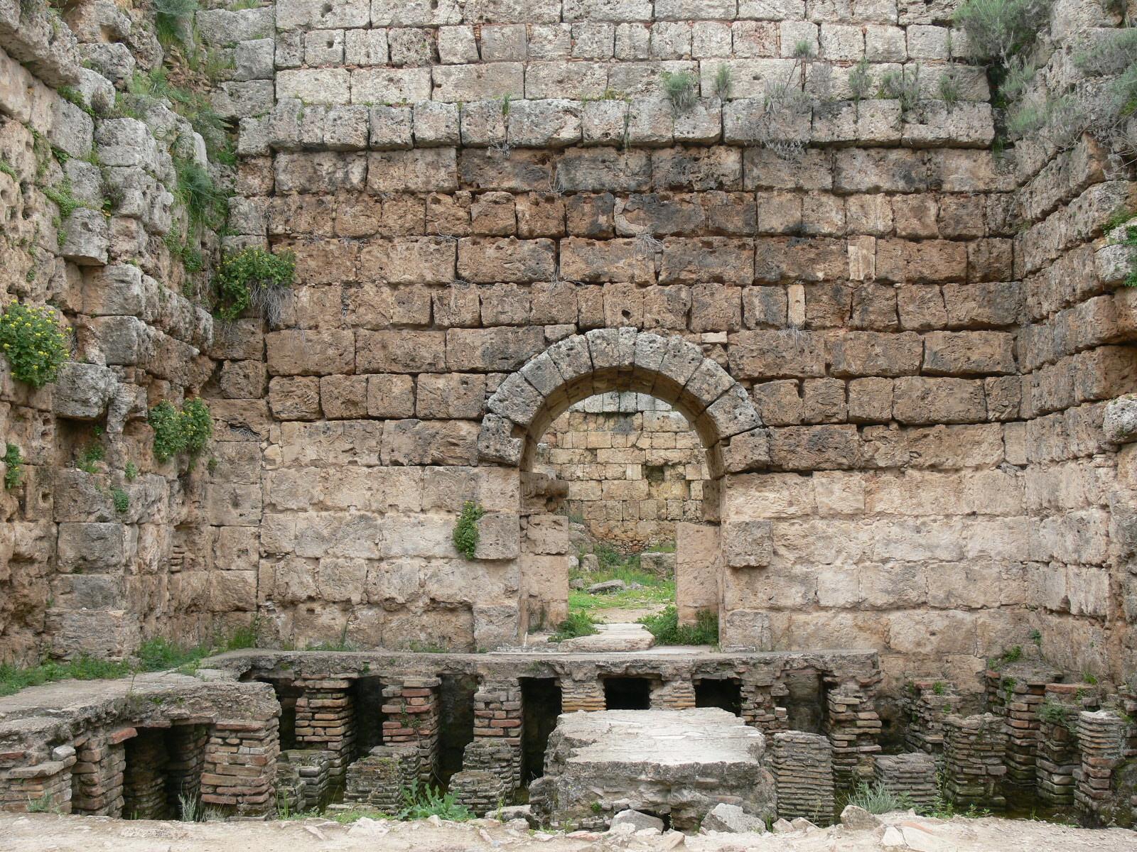 File Perge Tepidarium 3 Hypokaustenanlage Jpg