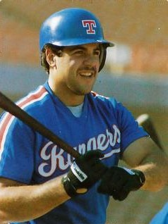 Pete Incaviglia American baseball player