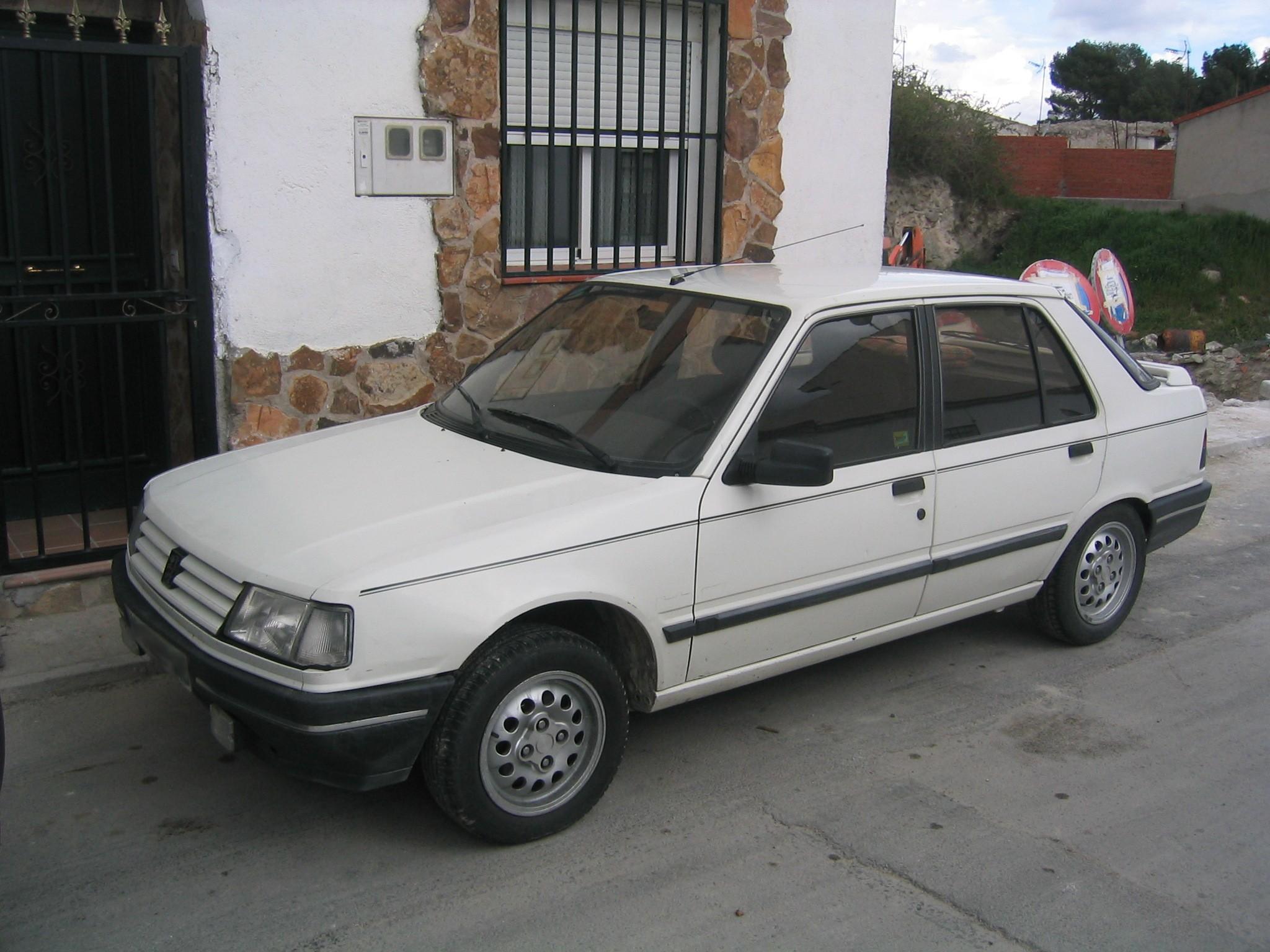 Populære Peugeot 309 – Wikipedia LH-16